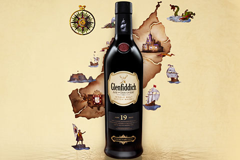 Glenfiddich Age of Discover